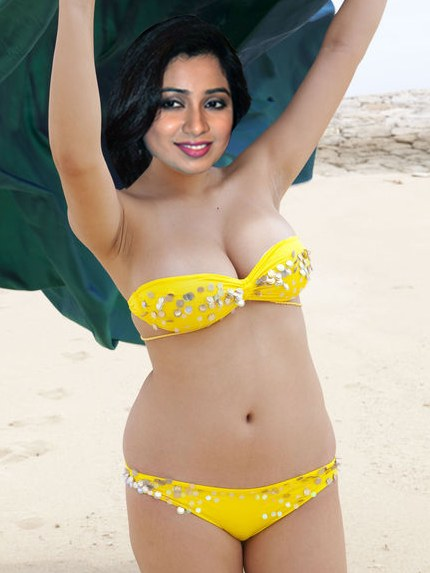 Nude shreya ghoshal hot
