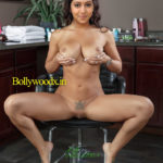 Lakshmi Menon full nude spreading her naked legs without dress