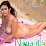 Nayantara naked gym body nude fake pic
