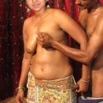Naked Lakshmi Menon xxx boobs pressed without dress