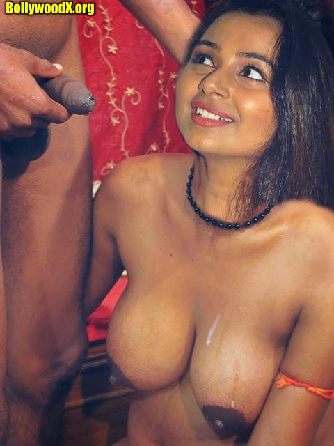 Mrudula Murali bf cum on her big boobs pic