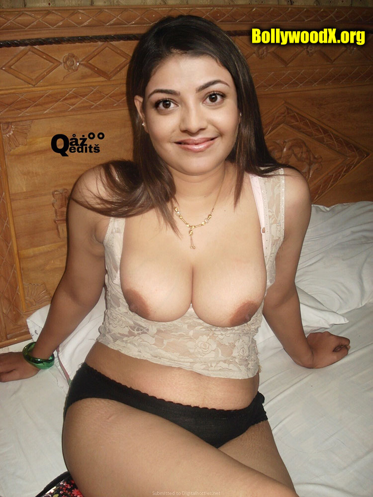 Kajal A Kitchlu nipple slip sexy blouse private photo
