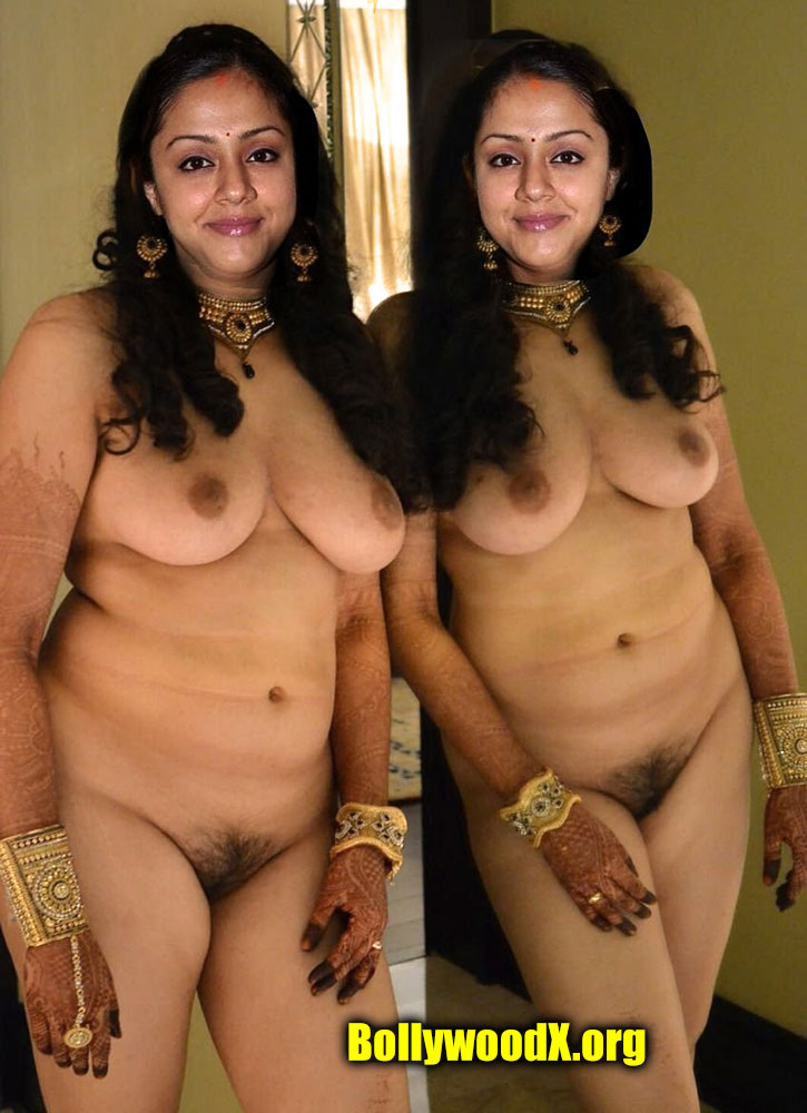Naked mom Jyothika milf actress body nude without dress hair pussy