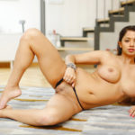 Navya Swamy Now Showing her Cute Pussy removing her Panty