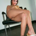 Koushani Mukherjee naked sexy leg full nude body on chair film star boobs
