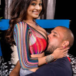 Shillpi Sharma hot cleavage sucked in private hotel xxx fake picture