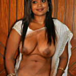 Suzane George hot transparent white saree shaved pussy black nipple hot boobs show