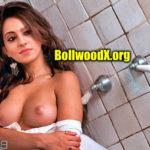 Rakul Preet Singh topless nude boobs bathing in her private bathroom photo leaked