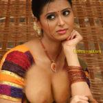 Meenakshi Dixit sexy nude boobs and nipple