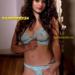 Tamanna Bhatia hot bikini two piece dress