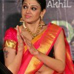 Shobana hot navel sexy xxx hot Malayali milf actress