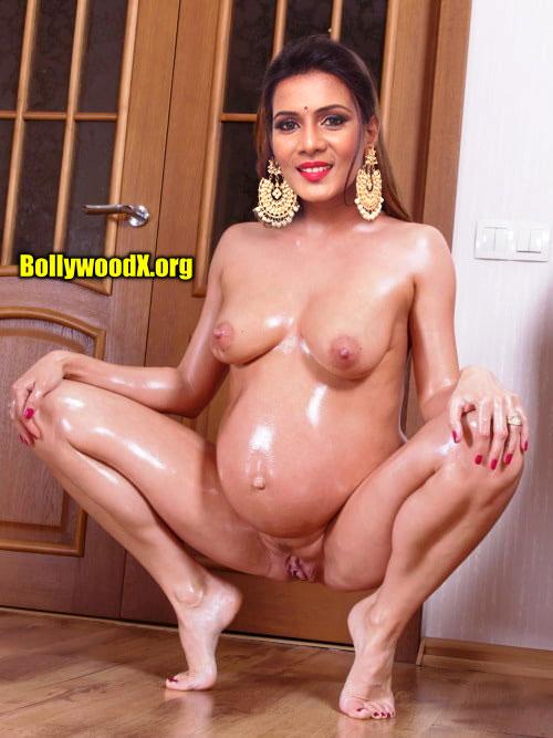 Full nude pregnant Meera Mitun spreading her leg big hole pussy xxx HQ wallpaper