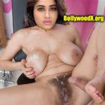 Bigg boss Shivani Narayanan hairy pussy cum after sex photo