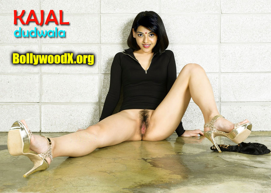 Kajal Aggarwal nude 35 year old hairy pussy without panties
