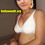 Sanam Shetty white bra nude without blouse xxx image