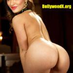 Anju Kurian naked round ass back pose no dress