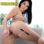 Hot Nushrat Bharucha Anal dildo naked ass hole masturbating picture