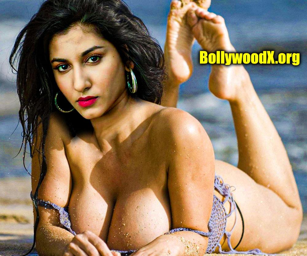 Vishnupriya semi nude beach photo shoot fake xxx image
